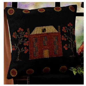 PRIMITIVE MANOR PILLOW